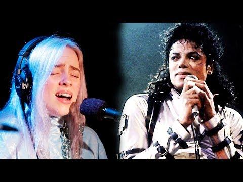 КАВЕР БИЛЛИ АЙЛИШ - BAD (MICHAEL JACKSON) Детальный разбор техник Billie Eilish и Michael Jackson