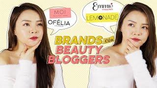 Suy Nghĩ Thật Về Brand Của Beauty Blogger Việt Nam ❤️ Trinh Pham