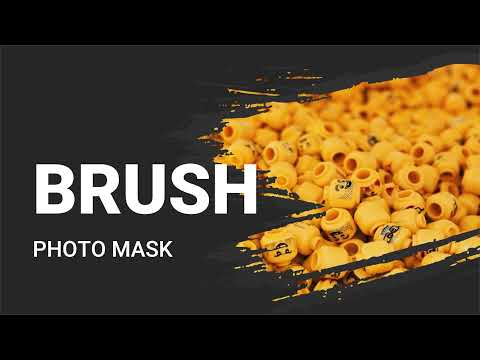 Free Brush Powerpoint Template