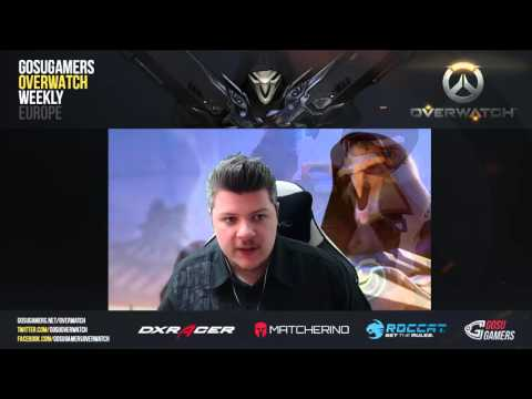 VENTUS OW vs IDDQD ► GOSUGAMERS OVERWATCH WEEKLY EUROPE #5 [FR] - 1/5