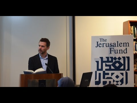 """""""The Way to the Spring: Life and Death in Palestine"""" with Ben Ehrenreich"""