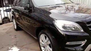 Купить Мерседес M-класса 2013 года (W166) черный дизель 350 - Москва(, 2016-02-10T11:00:29.000Z)