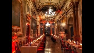 Birthday Party in a luxury Venetian Palace in Venice Italy