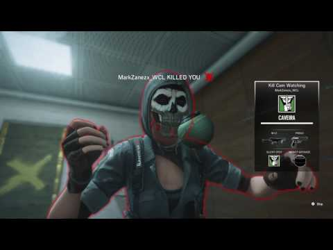 Leaked Special Forces Strategy - Rainbow Six Siege Gameplay