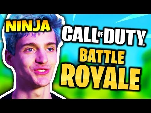 NINJA TALKS ABOUT CALL OF DUTY BATTLE ROYALE | Fortnite Daily Funny Moments Ep.64 thumbnail