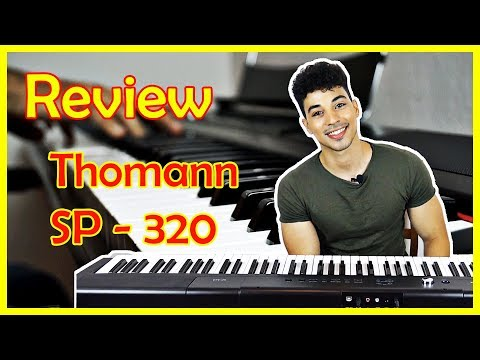Digital Piano Thomann DP 33 Full Review  Is it a good one?