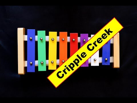 """Cripple Creek"" With Guitar Duet from Popular 8 Note Songs"