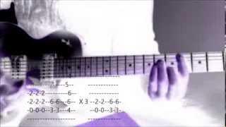 How To Play: THE GAZETTE / Cassis [GUITAR LESSON]