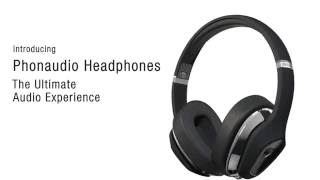 Phonaudio Headphones - The ultimate audio experience