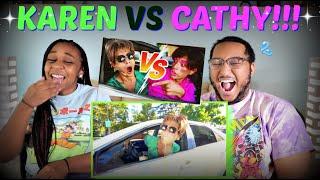 """Brandon Rogers """"Karen vs. Cathy (NOT FOR KIDS)"""" REACTION!!!"""