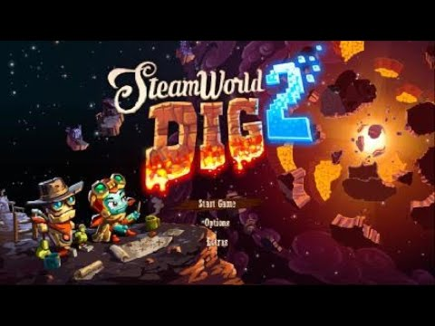 The Game Over Show SteamWorld Dig 2 Ending |