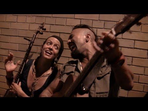 "Nahko Bear & Leah Song ""Black As Night"" Good Wolf Sessions"