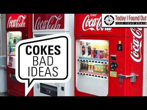 That Time Coca Cola Tried To Introduce Vending Machines That Charged More On Hot Days