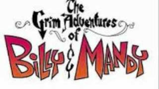 The Grim Adventures Of Billy And Mandy - Intro