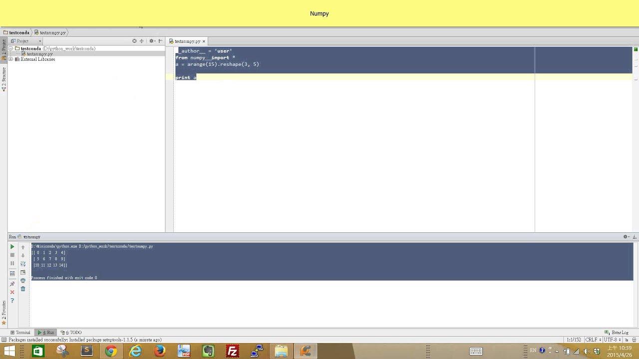 install matplotlib windows 10