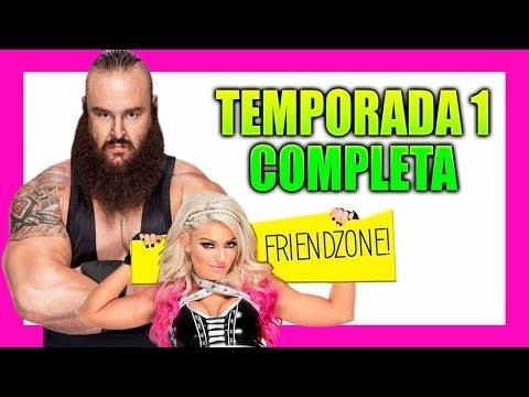 QUE SAD! WWE BRAUN STROWMAN & ALEXA BLISS UNIDOS POR LA FRIENDZONE TEMPORADA 1 COMPLETA - Komiload1