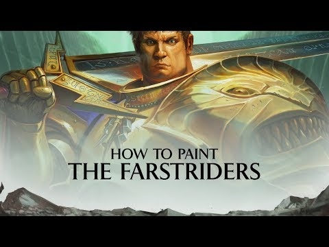 Warhammer Underworlds - Shadespire  - How to Paint - The Farstriders.