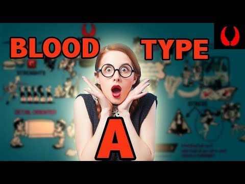Interesting Facts about Blood type A