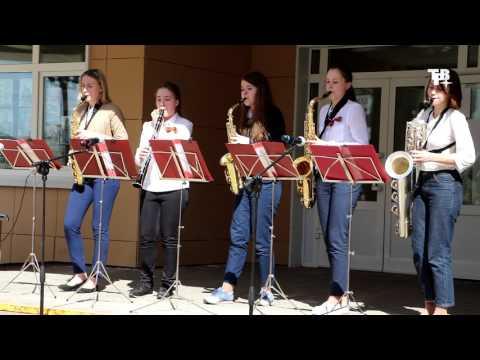 Воспитанники  Детской Школы искусств подготовили  праздничный концерт ко Дню Победы
