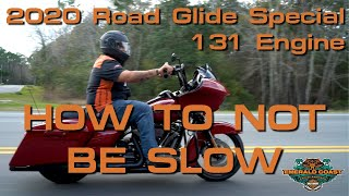 2020 Harley-Davidson Road Glide Special Motorcycle w/ Screaming Eagle 131ci Engine Kit REVIEW
