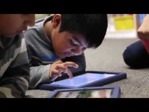 Napa County Office of Education's Digital Early Learning