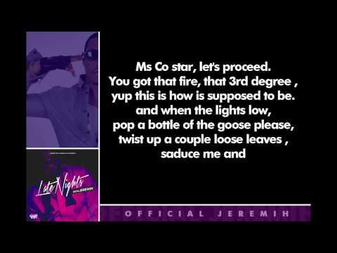 Jeremih - 773 Love [Lryics]