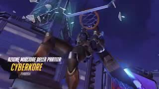 Pharah quadruple kill