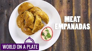 How to make Meat Empanadas   World on a Plate   Manorama Online Recipe