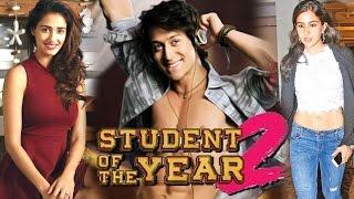 Disha Patani denies replacing Sara Ali Khan in 'Student of the Year 2'!