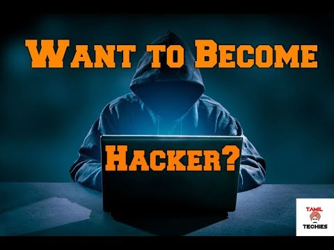 How To Become Hacker-Tamil Hacking Tutorial