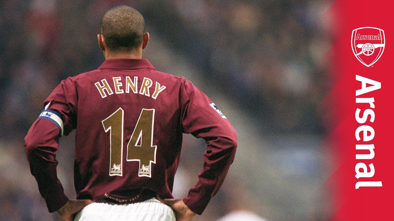 Image result for Thierry Henry arsenal