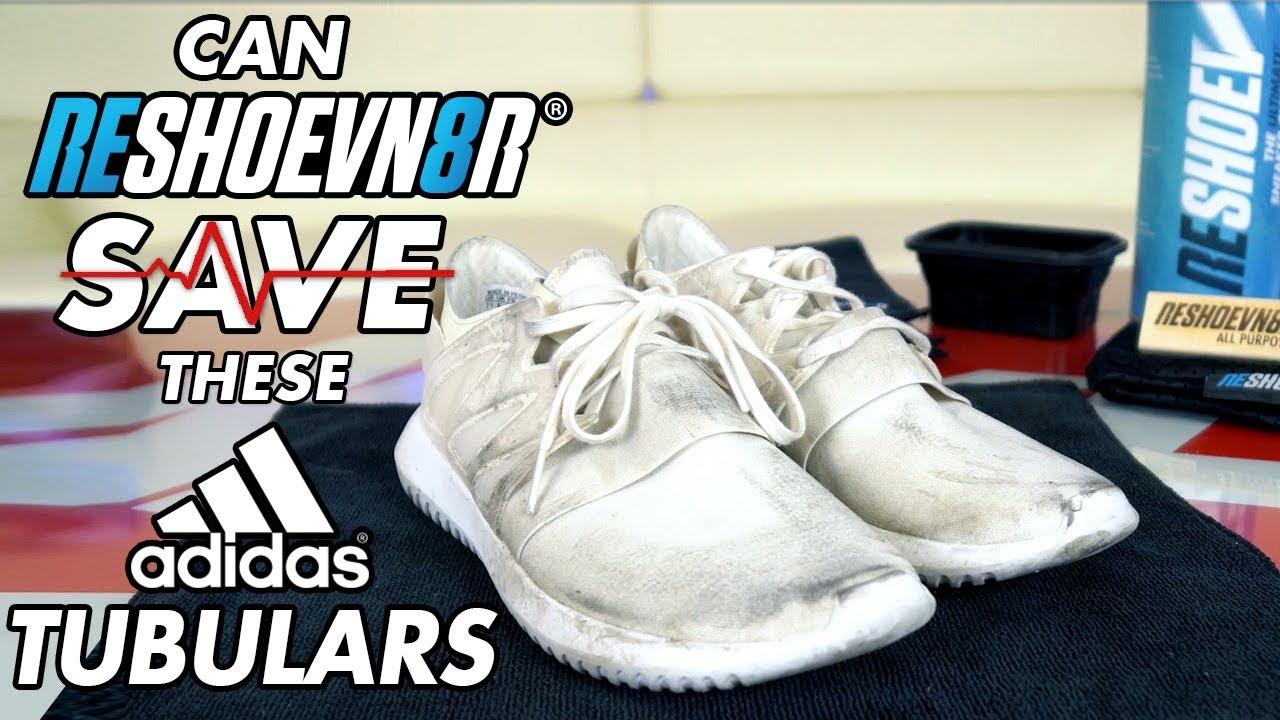 kann reshoevn8r retten diese drei weiße adidas tubulars?youtube