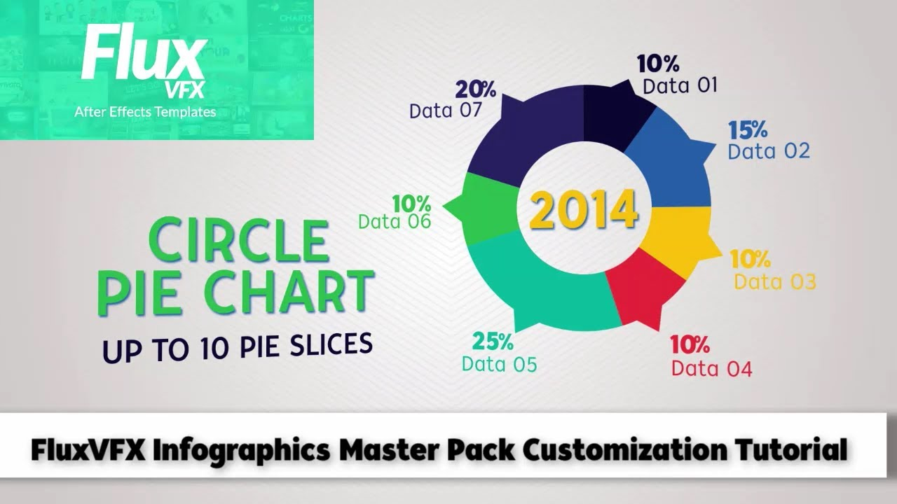 Infographic after effects template free