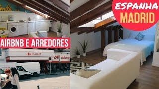AIRBNB EM MADRID ONDE SE HOSPEDAR EM MADRID HOSPEDAGEM E ARREDORES