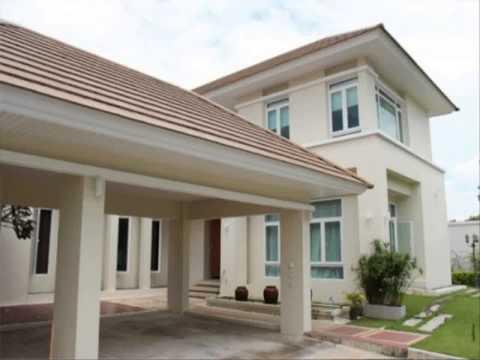 โครงการบ้านเดี่ยวราคาถูก บ้านเดี่ยวลาดพร้าว101