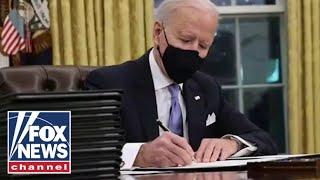 'The Five' slams Biden's massive spending spree