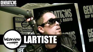 Lartiste - Interview #Maestro (Live des studios de Generations)