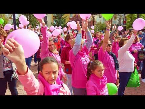 """I Marcha Solidaria - """"Día Internacional contra el Cáncer de Mama"""""""