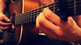 Yiruma - River Flows In You (Acoustic Fingerstyle Guitar)