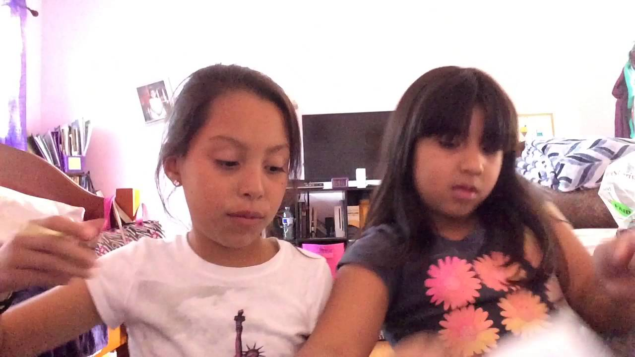 How to make slime spanish espaol with cousin youtube how to make slime spanish espaol with cousin ccuart Images