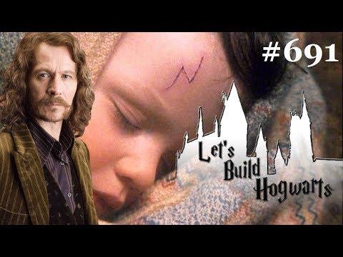 Wenn SIRIUS Harry aufgezogen hätte... | Let's Build Hogwarts #691