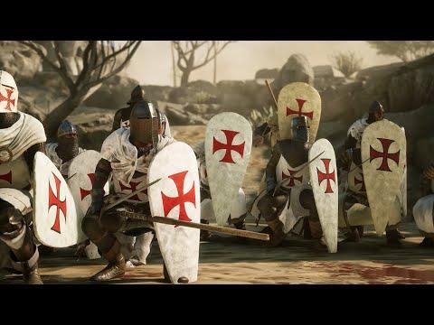 Fall of The Templars | Mordhau