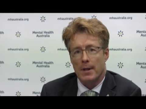 CEO Frank Quinlan comments on National Review of Mental Health Programmes and Services