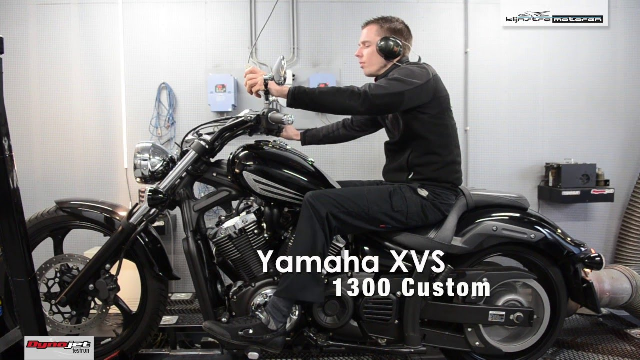 dynojet testrun yamaha xvs 1300 custom stryker. Black Bedroom Furniture Sets. Home Design Ideas