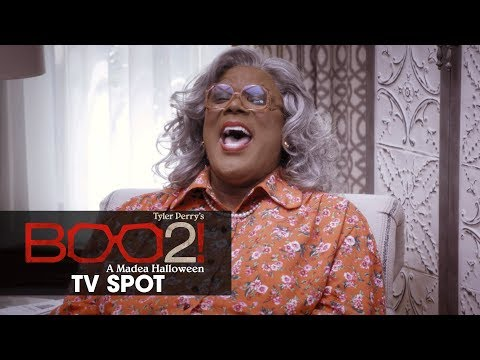 Thumbnail: Boo 2! A Madea Halloween (2017 Movie) Official TV Spot – 'It's Coming'