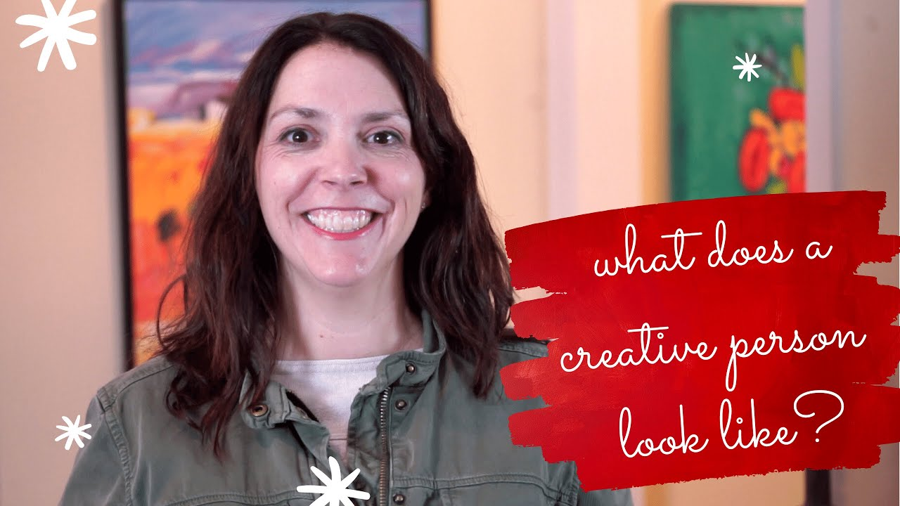 What Does a Creative Person Look Like?