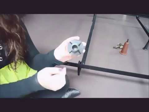 Replacement Bed Frame Feet Youtube