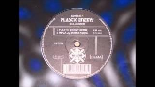 Plastic Enemy - Bulldozer (Mega Lo