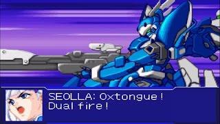 Super Robot Wars Original Generation 2 - Wild Falken All Attacks