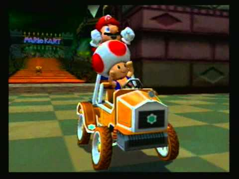 Mario Kart: Double Dash - 2003 - 150cc: Special Cup And End Credits